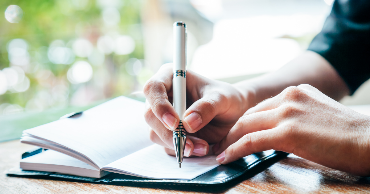Why You Should Keep A Journal After An Accident Or Injury